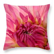 Dahlia 2am-104251 Throw Pillow