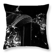 Daimler Throw Pillow