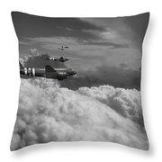 Dakota Air  Throw Pillow