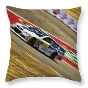 Dale Earnhardt Jr. 2014 Throw Pillow