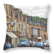 Dale Road - Matlock Throw Pillow