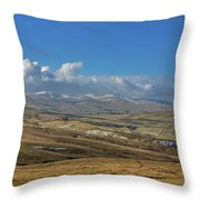 Dales View Throw Pillow