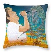 Daltrey Throw Pillow