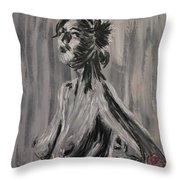 Damigalla Throw Pillow