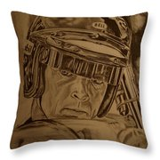 Dan  Gurney Throw Pillow