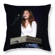 Dana Glover Throw Pillow