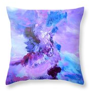 Dance With The Sky Throw Pillow