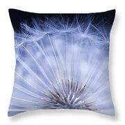Dandelion Rising Throw Pillow