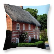 Dane Cottage Nether Wallop Throw Pillow