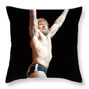 Daniel Bryan  Throw Pillow