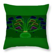 Daniel's  Well-well Throw Pillow