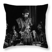 Danny Davis Solos Throw Pillow