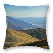Dante's View #10 Throw Pillow