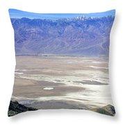 Dante's View #4 Throw Pillow