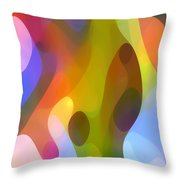 Dappled Art 8 Throw Pillow
