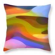 Dappled Light 9 Throw Pillow