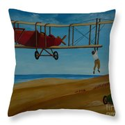 Daredevils Throw Pillow