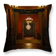 Dark Dreams Throw Pillow