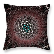 Dark Nexus Throw Pillow