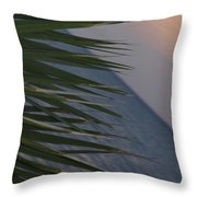 Fannie Bay Sunset 1.6 Throw Pillow