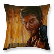 Daryl Throw Pillow
