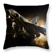 Dassault Beauty Throw Pillow