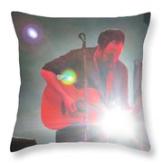 Dave In The Spotlight Throw Pillow