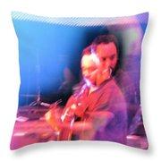 Dave Matthews Crazy Photo2 Throw Pillow