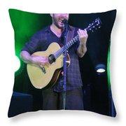 Dave Rocks Tampa Throw Pillow