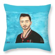 Tom Sismey Throw Pillow