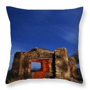 Davis Mountains State Park 2am-114647 Throw Pillow