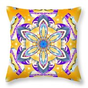 Dawning Reality Throw Pillow