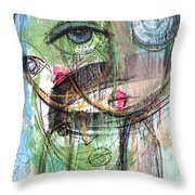 Daylight Comes For Us All Throw Pillow