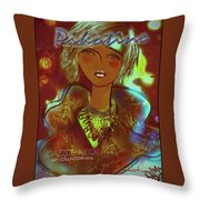 Dazzle Neck Collection Throw Pillow