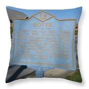 De-kc37 Dover Throw Pillow