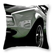 De Tomaso Pantera  1973 Throw Pillow