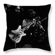 Dead #19 Bw Art Throw Pillow