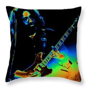 Dead #20 With Cosmic Enhancement 1 Throw Pillow