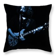 Dead #29 In Blue Throw Pillow