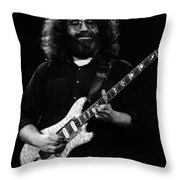 Dead #3 Throw Pillow