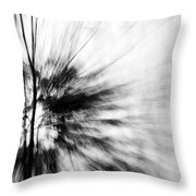 Dead Ash 2 Throw Pillow