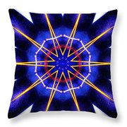 Dead By Sunrise Throw Pillow