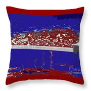 Dead Pool Throw Pillow