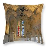 Dean's Chapel Throw Pillow