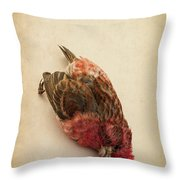 Death Of The Innocent Throw Pillow