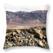 Death Valley #6 Throw Pillow