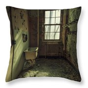 Decade Of Decay Throw Pillow