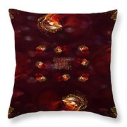 Decadence Throw Pillow