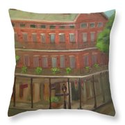 Decatur Throw Pillow