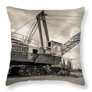 Decayed Glory - 2 Throw Pillow
